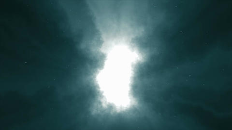 Door To Cloudy Heaven Animation