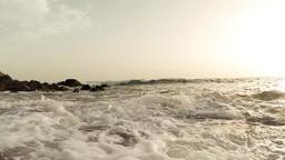 Atlantic Waves Footage