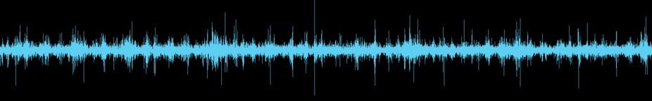 Metallic Rain Loop Sound Effects
