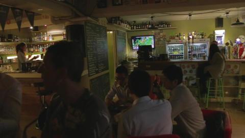 pan - British style bar in Taiwan Live影片