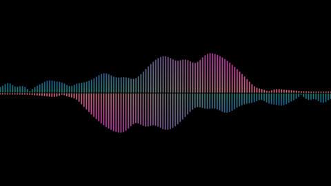audio Spectrum 007 CG動画