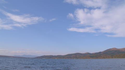 UHD RGB4:4:4 x264 湖 lake Japan Footage