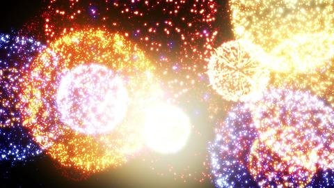 Fireworks Festival 2 En 2 4k Animation