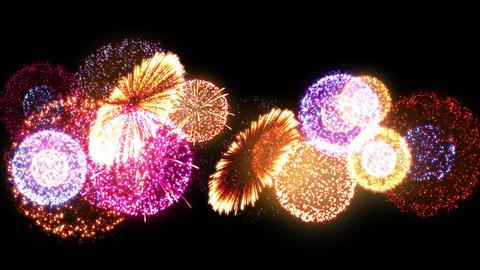 Fireworks Festival 2 Fn 2 4k Animation