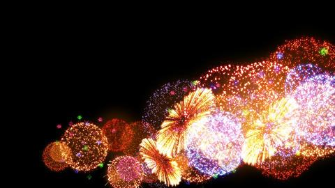 Fireworks Festival 2 Gn 1op 4k Animation