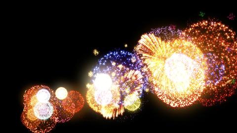 Fireworks Festival 2 Gn 1 4k Animation
