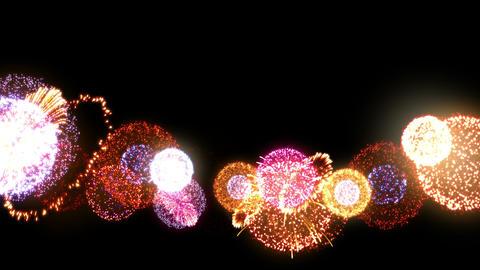 Fireworks Festival 2 Hn 1 4k Animation