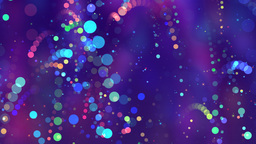 Holidays Confetti Balls stock footage