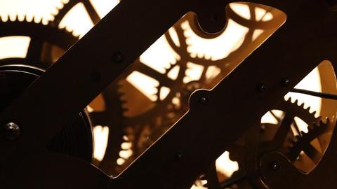 ClockMechanism Footage