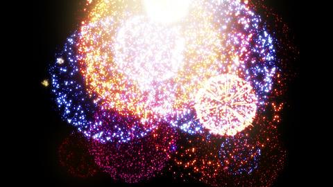 Fireworks Festival 2 En 3 4 K Animation