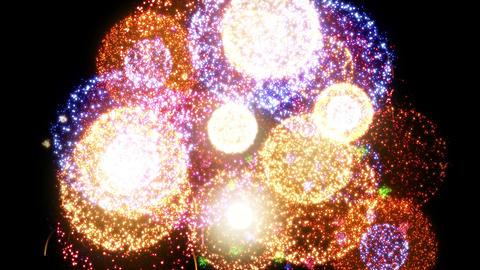 Fireworks Festival 2 En 3s 4 K Animation