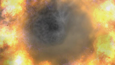 Volcanic Abyss stock footage