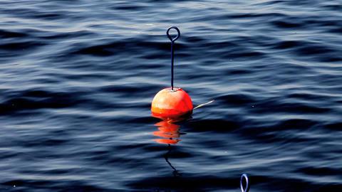 buoy mooring Footage