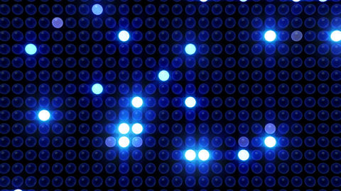 LED Back A C1 HD Animation