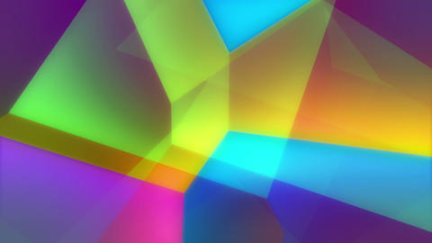 Dariel - colorful video background loop Animation