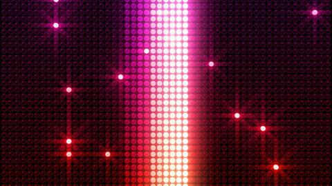 LED Back C WM HD Stock Video Footage