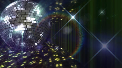 Disco Floor C1G1Bs HD Stock Video Footage