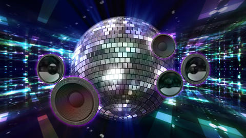 Disco Floor C1Sp HD Animation