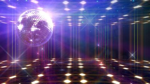 Disco Floor F1D1Sc HD Stock Video Footage