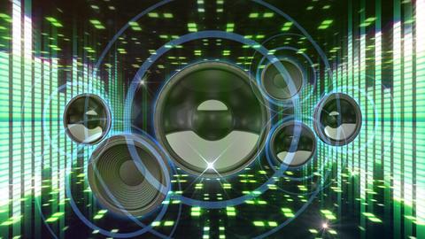 Disco Floor F1G1Sp HD Stock Video Footage