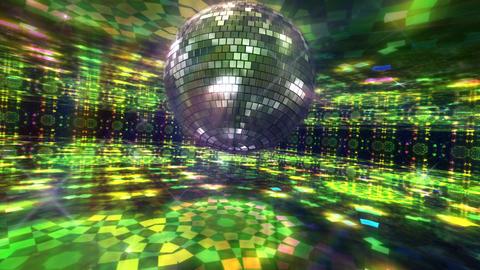 Disco Floor I2Bs HD Stock Video Footage