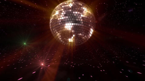 Disco Floor P1Bs HD Stock Video Footage