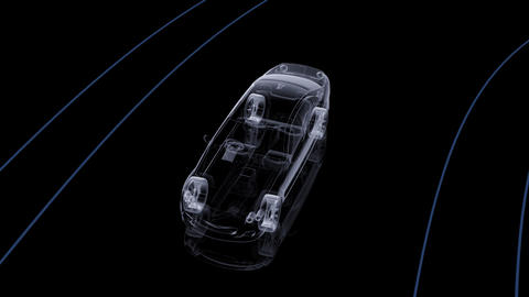 Car Electronics 2Ba HD Animation