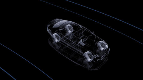 Car Electronics 2Ba HD Stock Video Footage