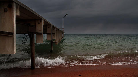 Pier Footage