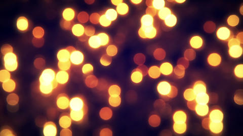 flashing christmas lights bokeh seamless loop back Footage