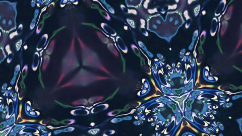 Kaleidoscope Video Background 1450 Animation