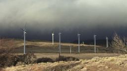 Wind Turbines 3001 Footage