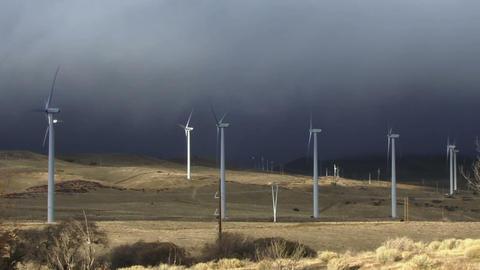 Wind Turbines 3009 Footage