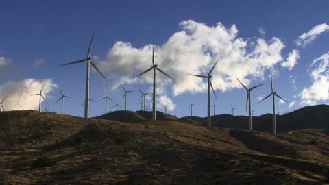 Wind Turbines 3011 Footage