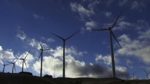 Wind Turbines 3014 Footage