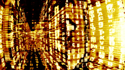 Data Maze Video Background 1470 stock footage
