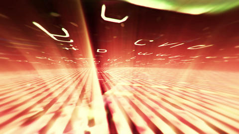 Digital Data Video Background 1472 Animation