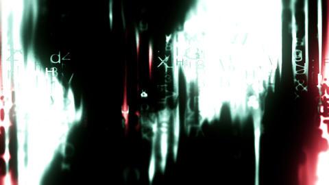 Techno Grunge Video Background 1478 Footage