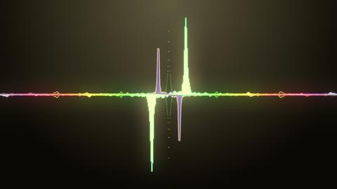Audio Spectrum Animation