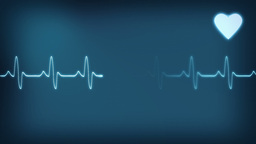 Heart Beat stock footage