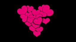 Hearts Heart Footage