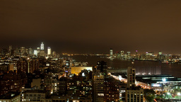 new york manhattan skyline NYC ny Footage