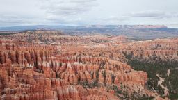 rock structures at bryce canyon utah usa Footage