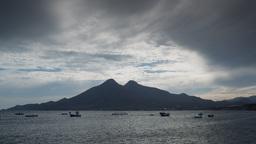 Cabo De Gata Timelapse 4k 00 stock footage