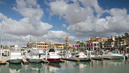 Cabo Port 4k 00 stock footage