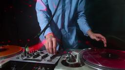 dj turntables 4k Footage