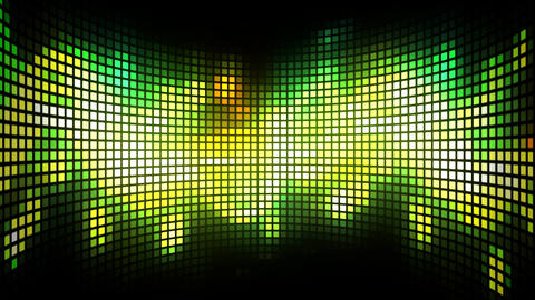 Dance Music Light Box Background Animation