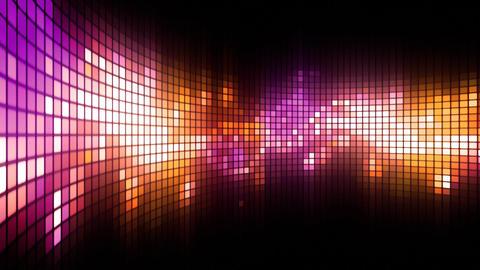 Dance Light Wall Background Animation