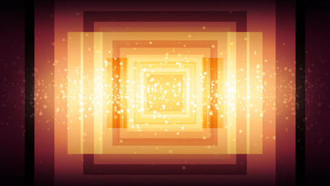 Golden Square Center Animation