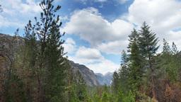 kings canyon national park california usa Footage